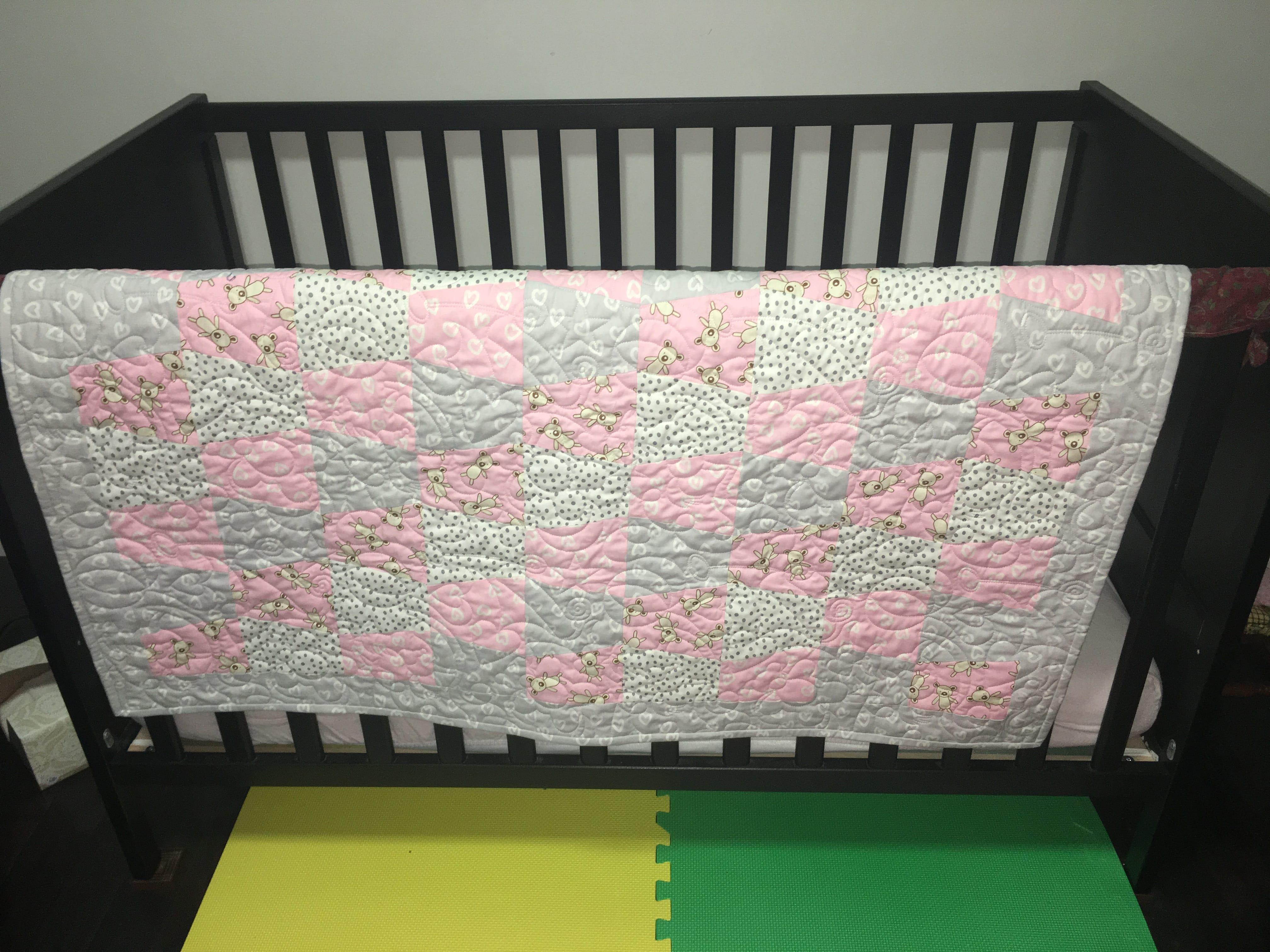 pinkTumblerCrib